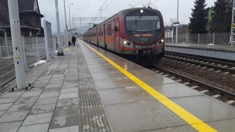 Rusza kolejowa inwestycyjna ofensywa na trasie między Stróżami a Grybowem