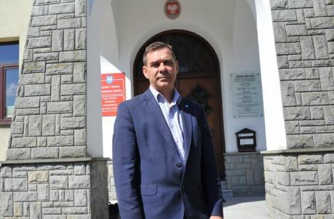 Burmistrz Dariusz Chorużyk i radni Piwnicznej-Zdroju: do zobaczenia!