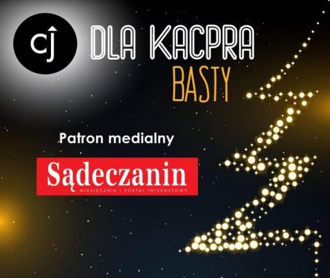 Przyjdź i pomóż - zachęcają organizatorzy zbiórki dla Kacpra Basty