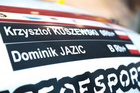 Pilotem Dominika Jazica będzie Krzysztof Kuszewski