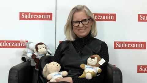 Doktor Dorota Szablińska: trzeba rozmawiać zawsze jak człowiek z człowiekiem