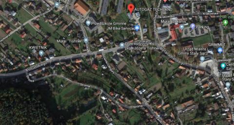 Stary Sącz: zamykają część ulicy Piłsudskiego. Objazdy do odwołania