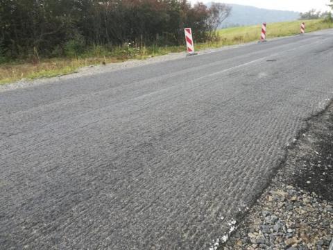 Gródek nad Dunajcem: jak tędy ominąć Just, skoro droga zerwana od miesięcy?