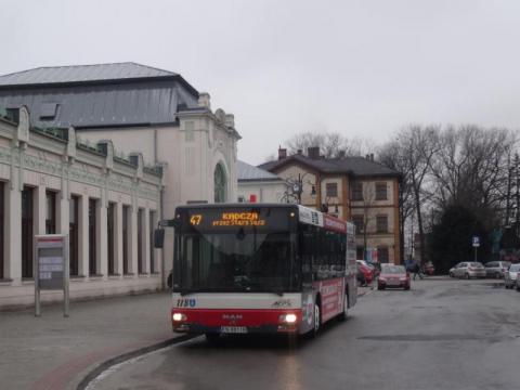 Stary Sącz: będzie komunikacja zbiorowa wewnątrz gminy. Jakim cudem?