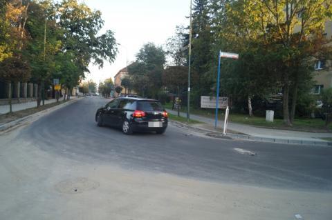 Ulica Długosza zamknięta dla ruchu