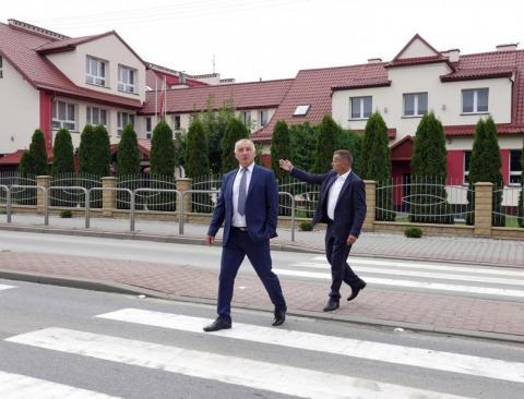 Chełmiec: po wypadku w Świniarsku zrobią światła dla pieszych koło szkoły