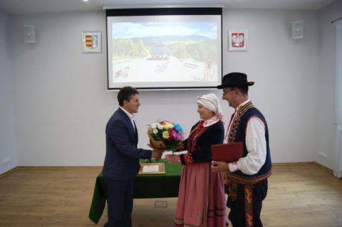 """Kamionka Wielka: """"Skalnik"""" ze Srebrną Ciupagą i Żelaznym Kohutem!"""
