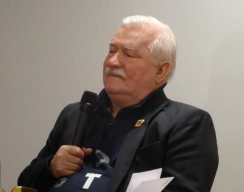 Lech Wałęsa, fot. Iga Michalec