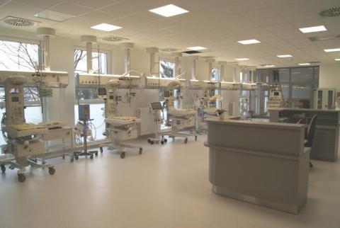 Fot. Szpital w Nowym Sączu