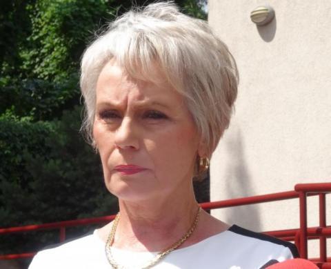 Lidia Zelek, dyrektor szpitala w Nowym Sączu