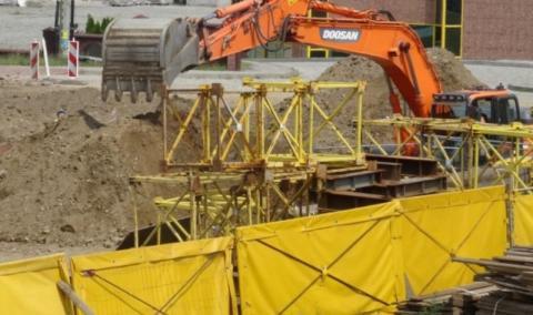 Śmiertelny wypadek na budowie. Młody mężczyzna spadł z 7 metrów