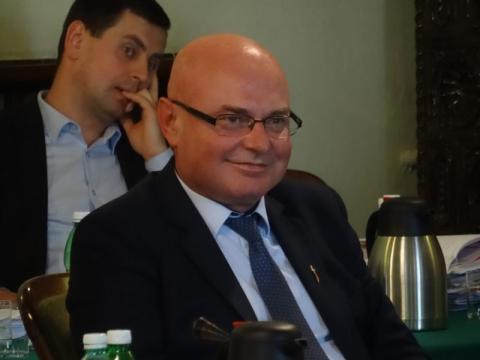 Prezydent Ryszard Nowak chciał by obciąć mu pensję. Radni opozycji nie chcieli
