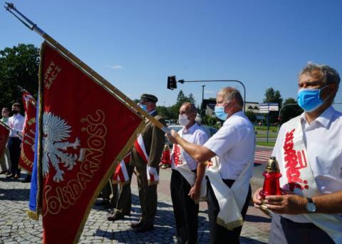 Sądecka rocznica podpisania porozumień, które odmieniły Polskę [ZDJĘCIA]