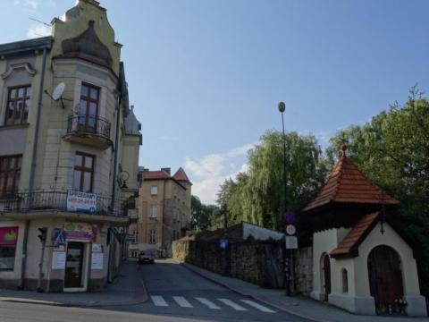 Zmiana patrona ulicy Zakościelnej