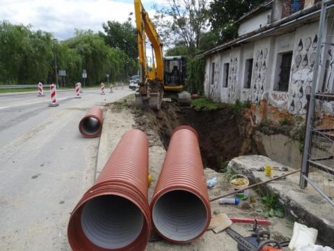 Nie będzie remontu ani Bulwaru Narwiku, ani estakady na Tarnowskiej. Dlaczego?