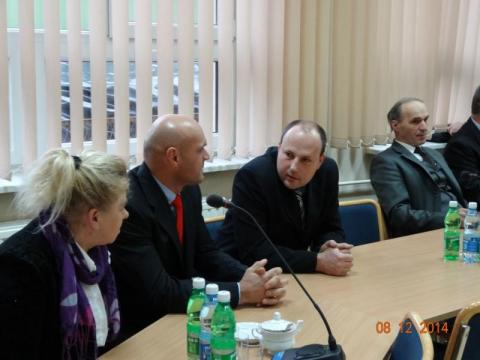 Michał Kogutowicz wyrasta na lidera wśród radnych gminy Laskowa