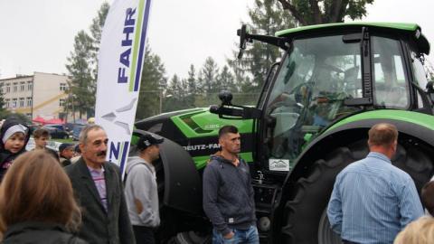 Męska strona Agropromocji – te maszyny budzą respekt!