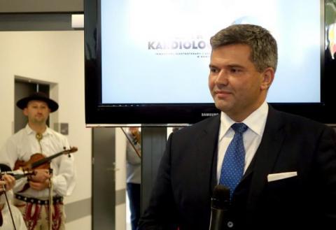 Nowy Sącz: Prof. Dariusz Dudek wszczepi najmniejszy rozrusznik serca na świecie