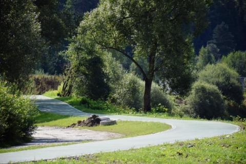 - Apelowałbym do rowerzystów o cierpliwość - mówi burmistrz Dariusz Reśko