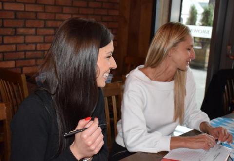 Casting - wybory Miss Ziemi Sądeckiej, fot. Małgorzata Kareńska