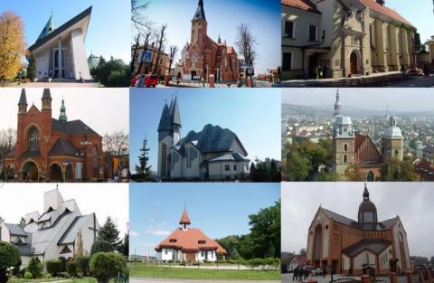 Zobacz, ile osób może przebywać jednocześnie w sądeckich kościołach [LISTA]