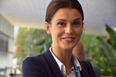 Kasia Krzeszowska:Utożsamiam się z Krynicą, której nie mogę zostawić