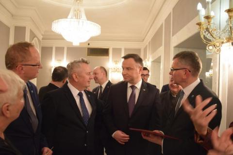 Stary Sącz  Pomnikiem Historii tak zarządził prezydent RP Andrzej Duda
