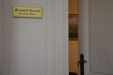 Gabinet prezydenta Ryszarda Nowaka