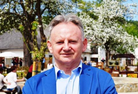 Burmistr Muszyny-Zdrój Jan Golba