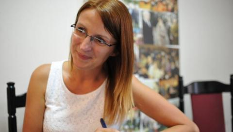 Małgorzata Słowińska fot. T.K