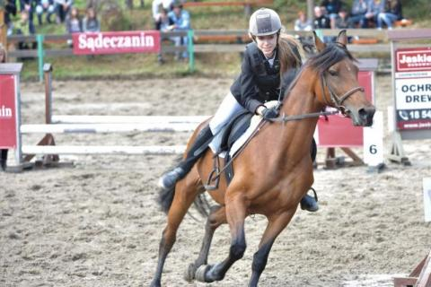 zawody jeździeckie, fot. Tomasz Kowalski