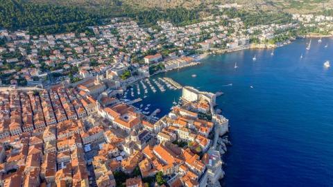 Dubrovnik w Chorwacji. Fot. Pixabay