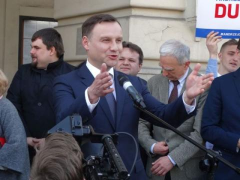 Czy w Gorlicach był planowany zamach na prezydenta Dudę?