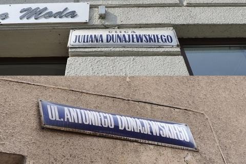 Dunajewskiego