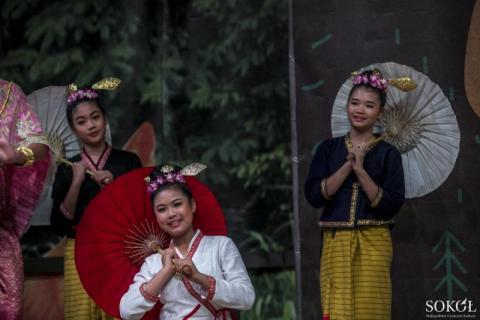 Dzień tajlandzko-słowacko-żywiecki 26. Święta Dzieci Gór. Fot. Piotr Droździk