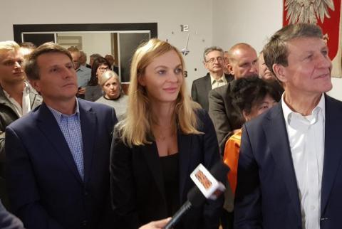Elżbieta Ruchała: jesteśmy wdzięczni wyborcom