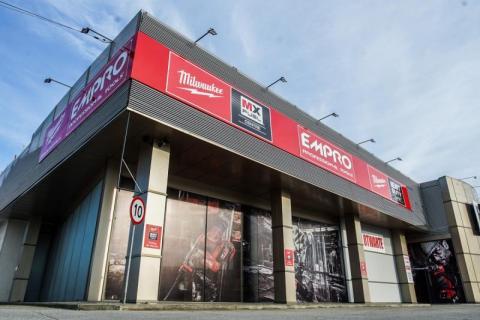 Nowy oddział salonu firmowego EMPRO już w Nowym Sączu, przy ul. Tarnowskiej 180