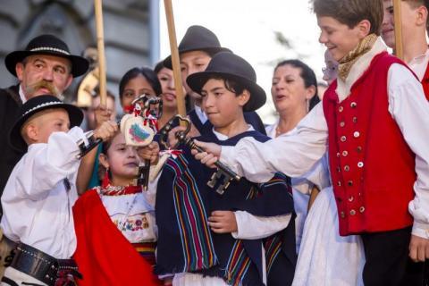 25. Międzynarodowy Festiwal Dziecięcych Zespołów Regionalnych Święto Dzieci Gór 23 – 30 lipca 2017