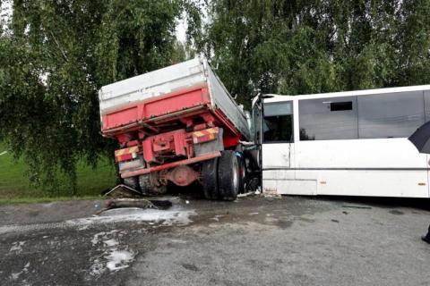 Tragiczny wypadek w Świniarsku. Sprawca wciąż przebywa w areszcie