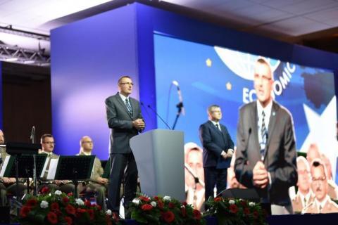 Forum Ekonomiczne odbywało się w Krynicy-Zdroju