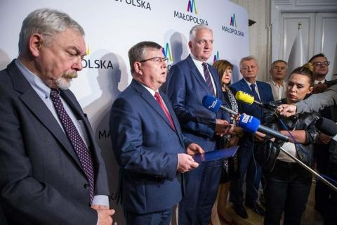 Będą Igrzyska Europejskie w Małopolsce. Organizacyjna machina poszła w ruch
