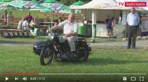 Mistrz kierownicy Józef Gucwa i jego stalowe rumaki: motocykle i legendarna Warszawa