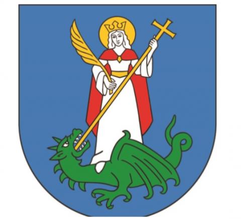 Nowy Sącz: Radny cieszy się z zielonego smoka a Nowy Sącz zyskał herb!