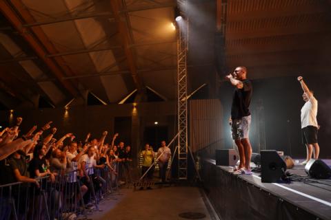 Hip Hop Festival: Kartky, OSTR i Kubańczyk zrobili show w amfiteatrze! [ZDJĘCIA]