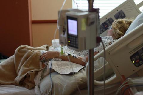 14 dni była w śpiączce. Pokonała koronawirusa i wygrała batalię o życie