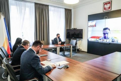 W cieniu zarazy małopolskie samorządy szykują się do Igrzysk Europejskich