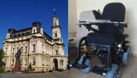 W Ratuszu będzie winda dla niepełnosprawnych? Projekt opracują sami niepełnosprawni