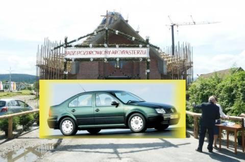 Na Festynie Parafialnym można wygrać Volkswagena Borę! Gdzie?