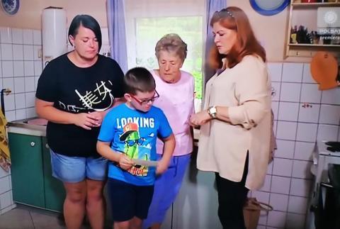 Nasz nowy dom: ekipa Polsatu zmieniła dom rodziny z Rożnowa nie do poznania!