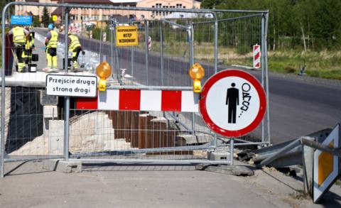 Gródek nad Dunajcem: wójt sprzeciwił się całkowitemu zamknięciu drogi